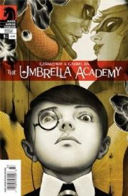 Umbrella Academy: Apocalypse Suite #5 Gerard Way Dark Horse comic book